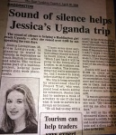 Uganda - Sound of Silence